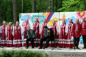Народный хор русской песни