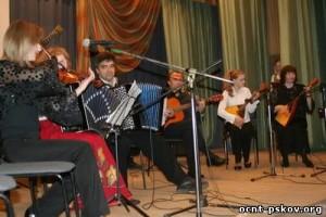 Народный ансамбль русских инструментов «Квинтет»